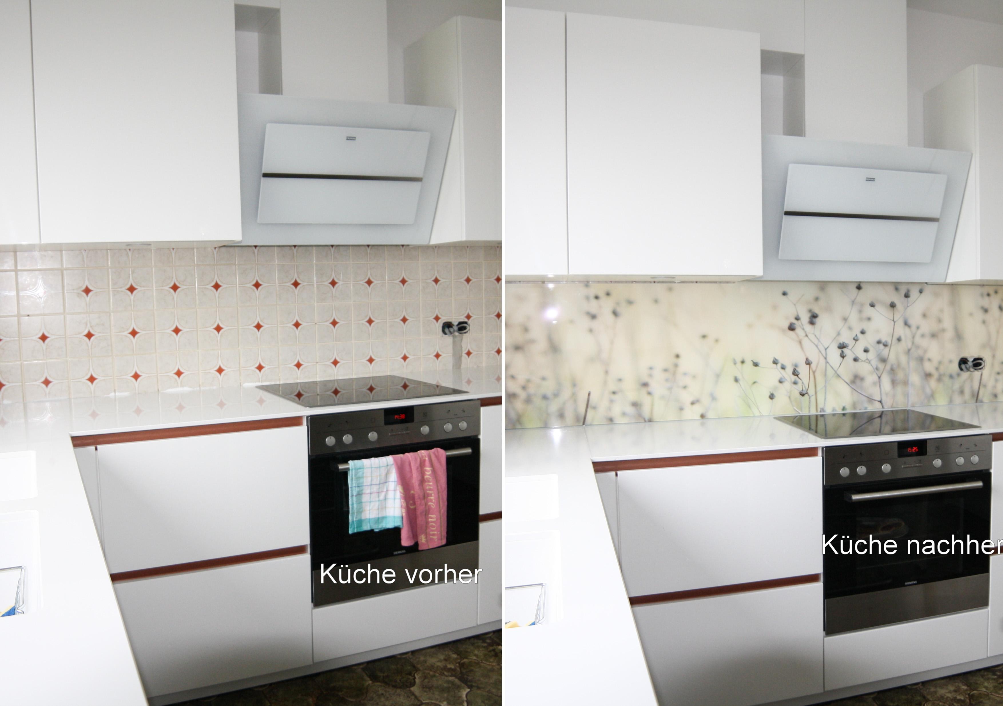 Küchenrückwände – Glas Schuhmann